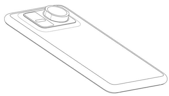 "Huawei Smartphone new patent exposed: Real mounted ""SLR Lens"" Camera"