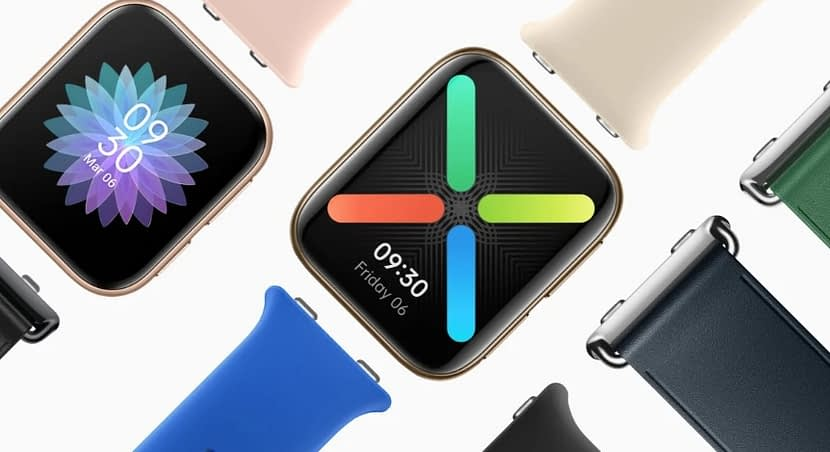 OPPO Watch confirmed running Wear OS by Google