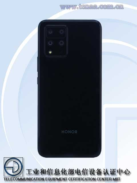 Honor 5G come with MediaTek Dimensity 800U, 64MP as quad camera launch soon in China