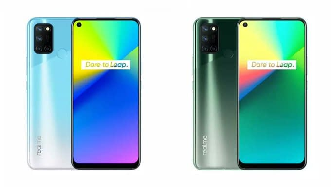 Realme 7i with 6.5-inch 90Hz display, 64MP camera , 5000mah battery announed