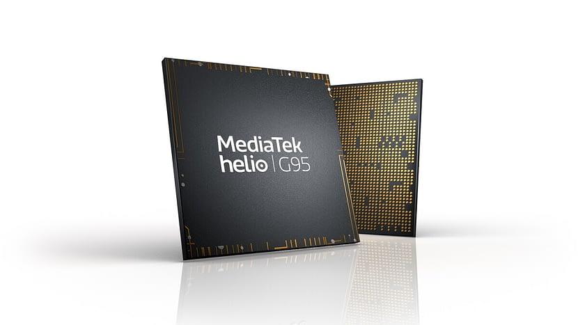 MediaTek Helio G95 chipset unveiled for premium 4G gaming smartphones