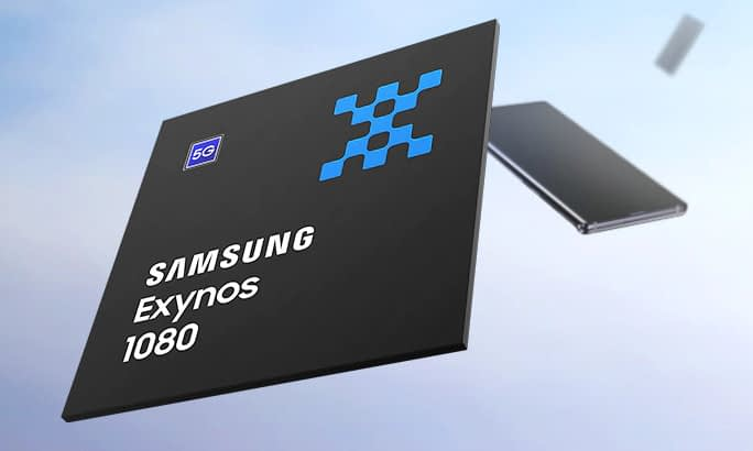 Samsung Exynos 1080 5nm EUV SoC with build-in 5G, support up to 144HZ announced