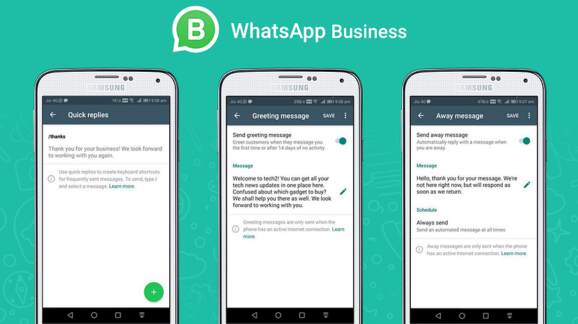 WhatsApp rollout begins of new Shopping button to Business Customers