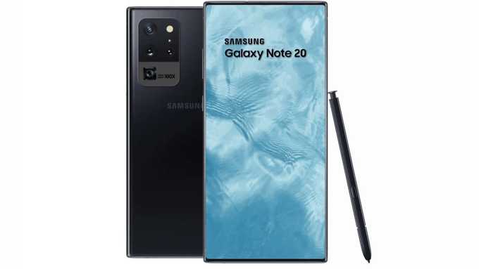 Samsung Galaxy Note 20+ 5G Geek bench listing reveals Development