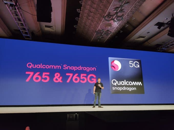 Qualcomm Tech Summit 2019 launched Snapdragon 765 5G SoC