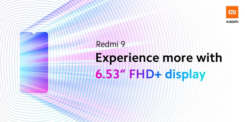 Xiaomi Redmi 9 budget smartphone launched in China with MIUI 12, 6 GB + 128 GB variant