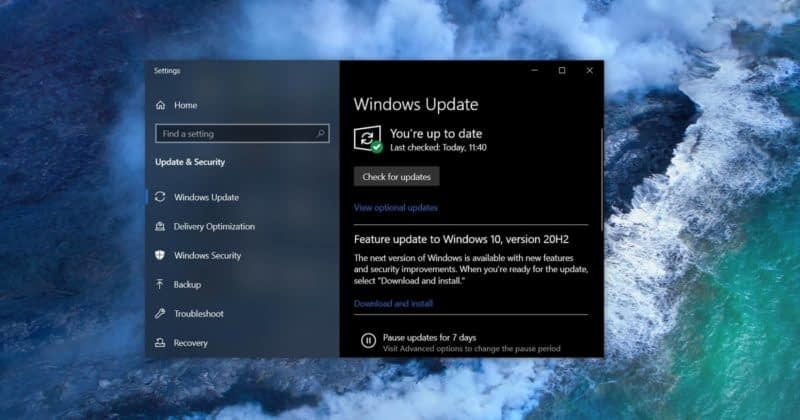 Microsoft Windows 10 Build 19.042.610 officially released