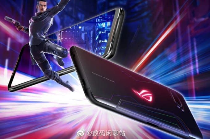 ASUS ROG Phone 3 Launch date on July 22