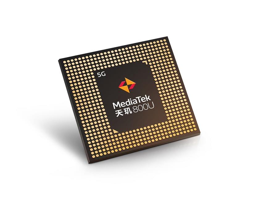 MediaTek introduced the latest 5G chip Skyx 800U powerhouse chipset