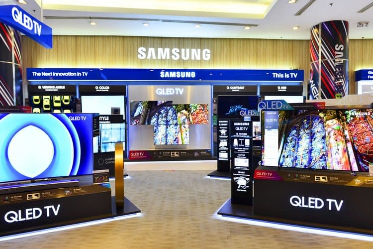 Samsung, OnePlus SmartTv's said to be manufacture in India