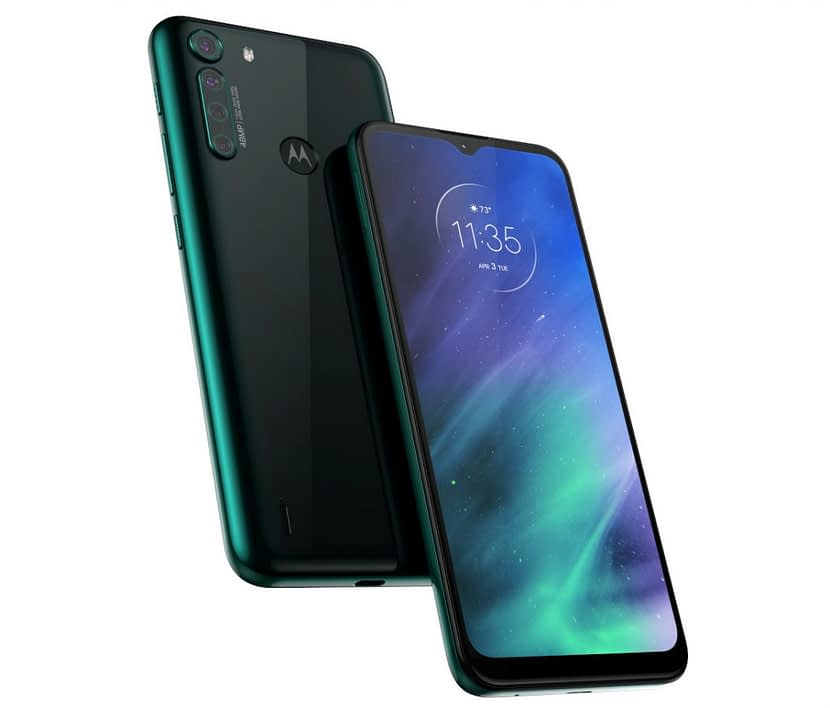 Motorola One Fusion with 6.5-inch Max Display, 48MP quad rear camera battery announced