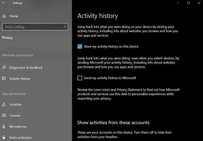 windows-10-activity-history