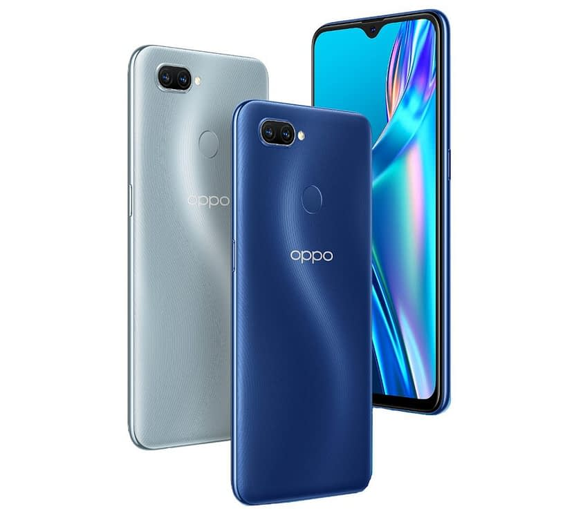 OPPO A12s with 6.2-inch water drop display, dual rear cameras, 4230mah battery announced