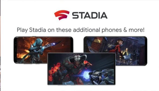 Google is preparing to launch Stadia App For iOS devices soon