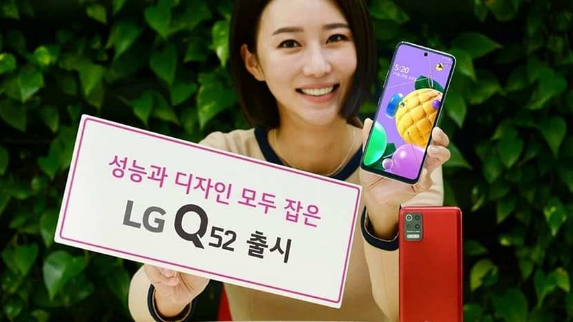 LG Q52 launched with a 6.6-inch display, Helio P35, 48MP quad camera, and 4,000mah battery