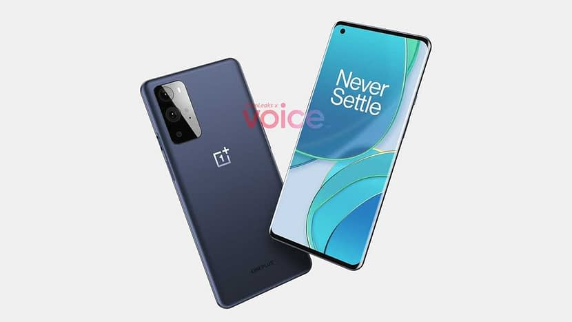 [Exclusive] Here is the First Look of OnePlus 9 Pro render!