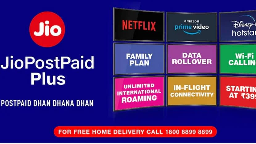 "Reliance Jio announces new ""Postpaid Plus"" Plans starting Rs 399"