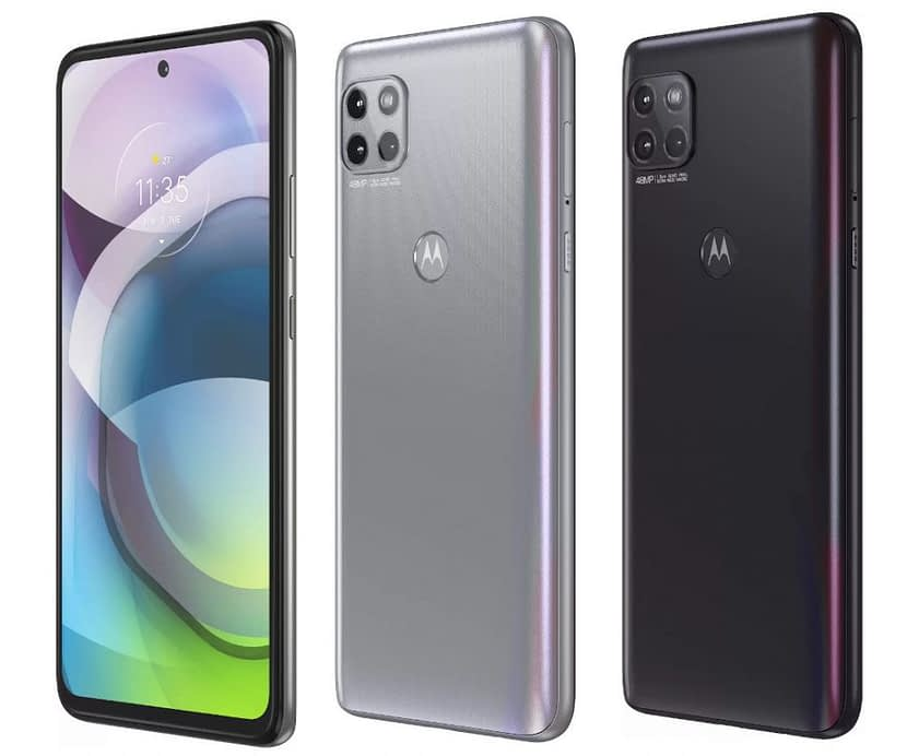 Motorola affordable 5G ready smartphone in India with Snapdragon 750G priced under 20,999