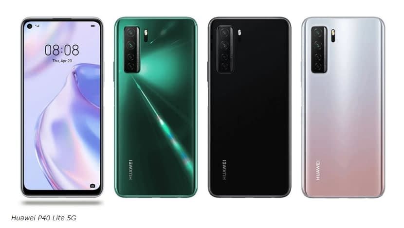 Huawei P40 Lite 5G, 820 Kirin and 64MP smartphone launched in Europe
