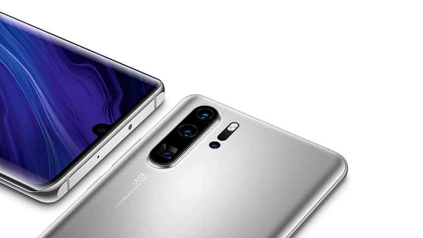 Huawei P30 Pro announce New Silver Edition with Google apps support