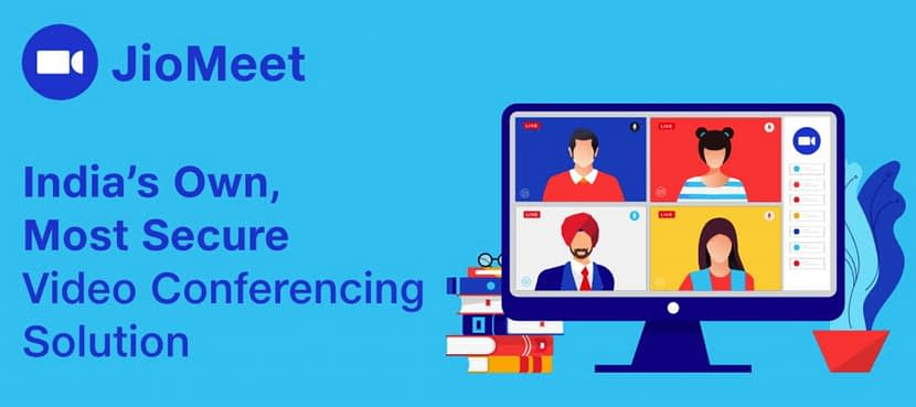 JioMeet video conferencing app launched, offers unlimited free video chat with up to 100 participants