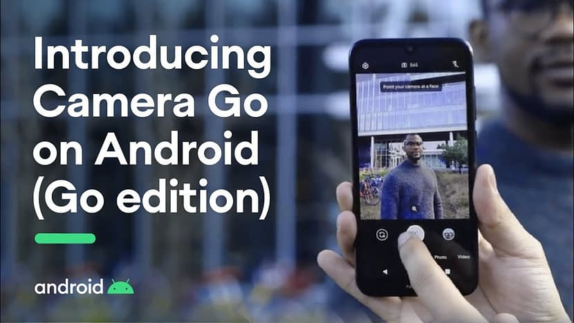 Google Camera Go entry level camera app now support HDR