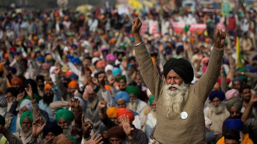 Farmer's protest: Govt noticed to telecom suspends Network services till 5PM
