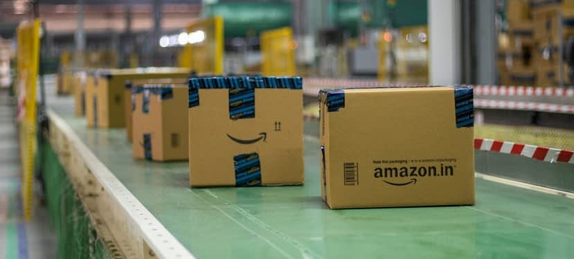Amazon India fined for not displaying country of origin on products