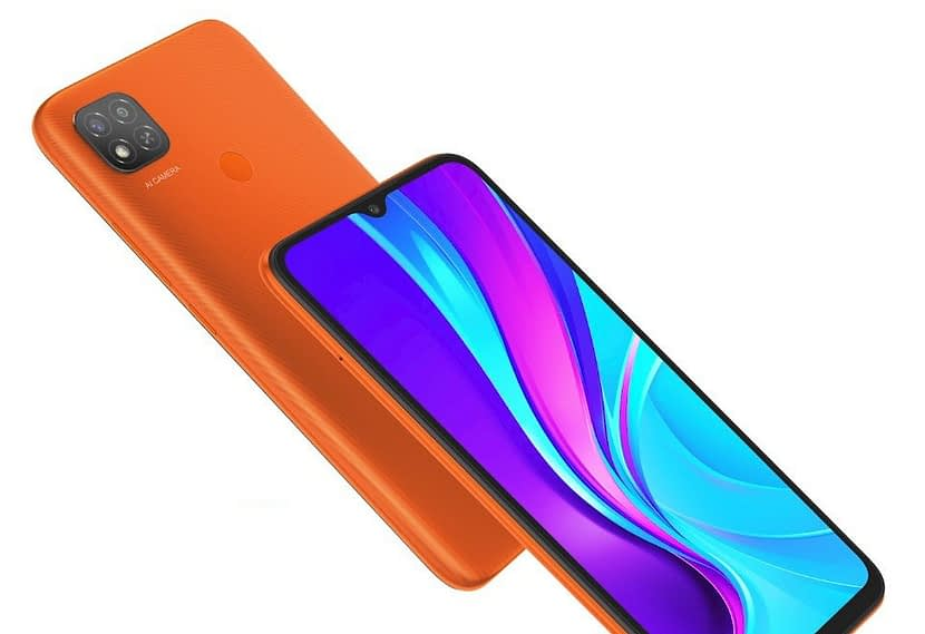 Redmi 9 with 6.53-inch HD+, Helio G35, 4 GB RAM, 5000mah battery launched in India