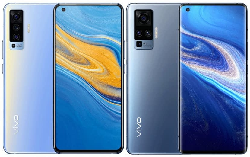 Vivo X50 and X50 Pro with 6.56-inch FHD+ AMOLED 90Hz , 48MP quar rear camera launched in India: Overpriced