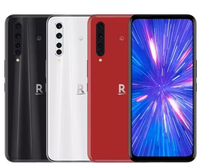 Japan's Rakuten Launches Rakuten BIG 5G Smartphone with eSIM support