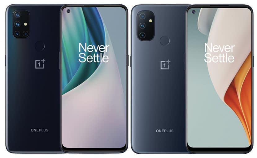 OnePlus Nord N10 5G, Nord N100 official announced in the US, UK markets
