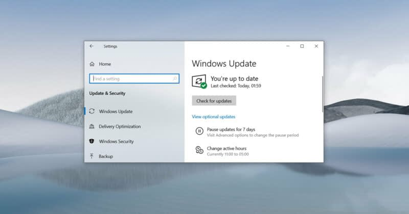Window 10 21H1, 20H2 released with important changes – Details