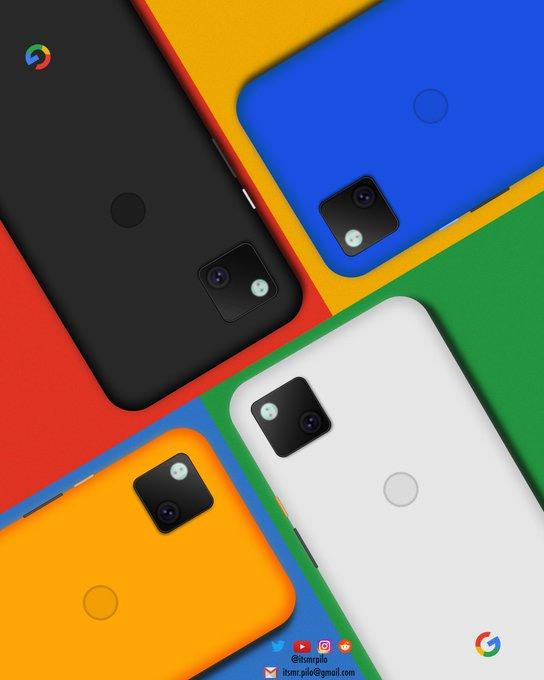 Google Pixel 4a, 4a XL CAD Renders Shared: Report