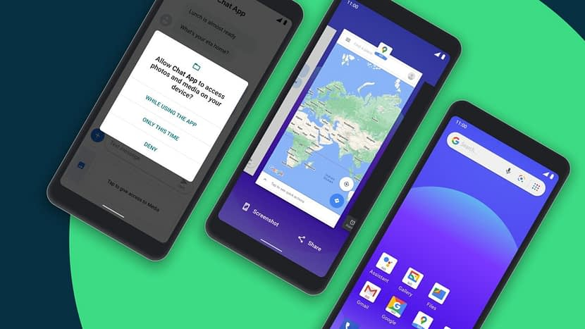 Android GO version based on Android 11 for entry level smartphone minimum 2 GB RAM
