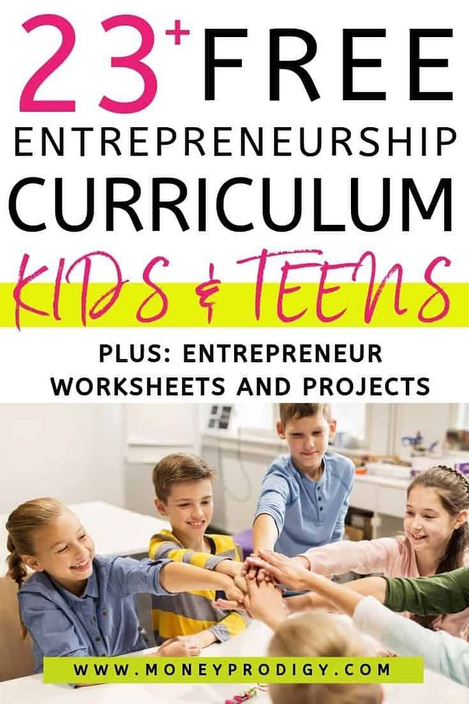 entrepreneur-curriculum-projects