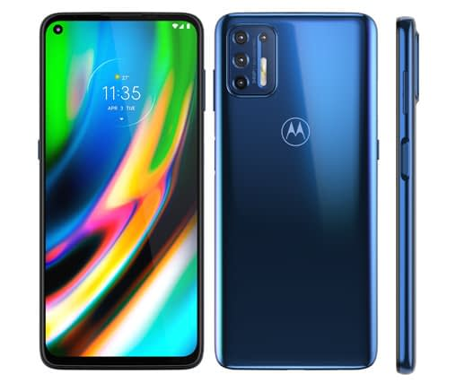 Moto G9 Plus with 6.8-inch FHD+ display, 64MP quad rear cameras, 5000mah battery Specs leaked