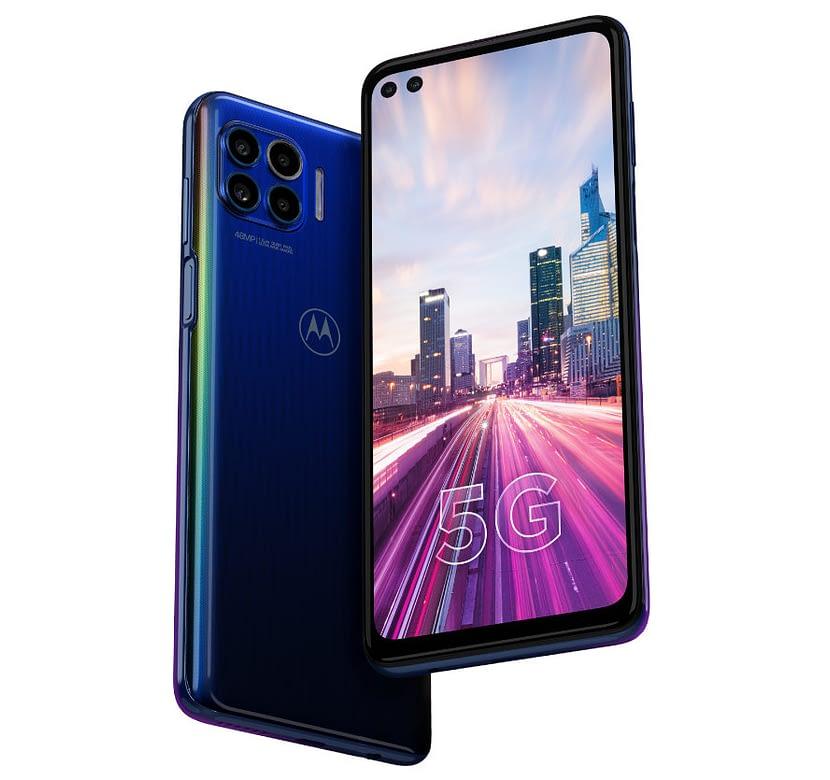 Motorola One 5G mid-range smartphone in US, price at $500