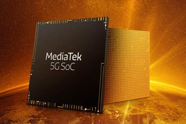 MediaTek working on chipset shortage to resolve  Indian smartphones production