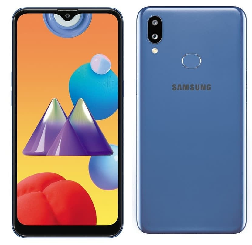 Samsung Galaxy M01s with 6.2 inch,dual rear cameras launched in India