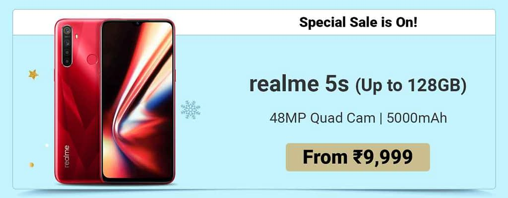 Realme-5s