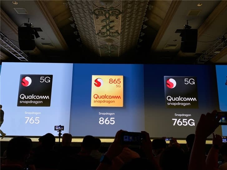 Qualcomm Tech Summit 2019 launched three new processors