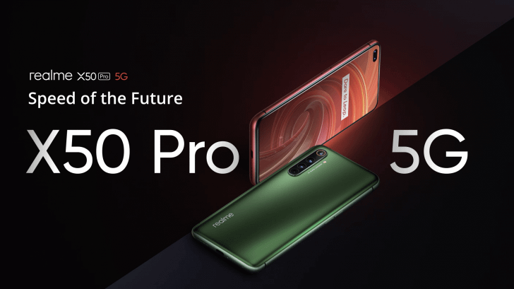 Realme X50 Pro 5G-launched