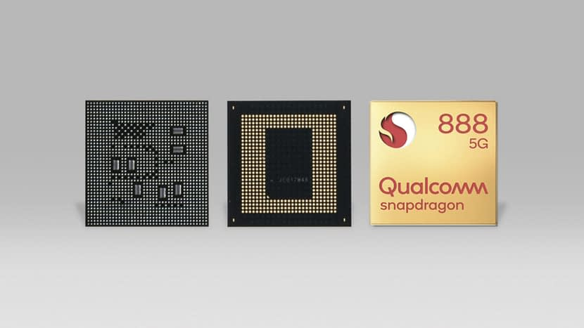 Qualcomm Snapdragon 888 has excellent power consumption control with QHD+ 120Hz screen