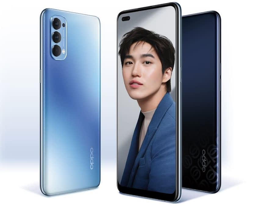 OPPO Reno 4 Pro with 6.4-inch FHD+, Snapdragon 720G, 48MP quad camera launched in India