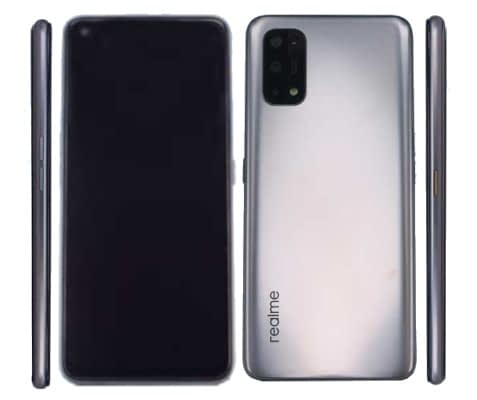 Realme RMX2176 with 6.43-inch AMOLED 90Hz, Snapdragon 765G smartphone in works