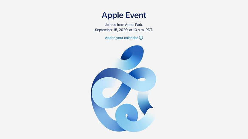 "Apple ""Times Files"" Event Scheduled for September 15th, iPhone 12 , Watch Series 6 expected"