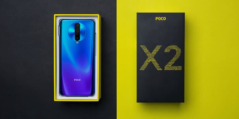 POCO X2 Launched in India with SD 730G, 120HZ Dual Punch Hole Display
