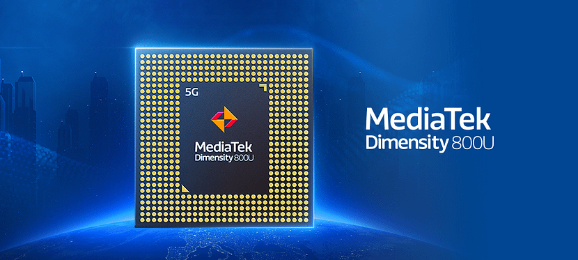 MediaTek Dimensity 800U 5G mid range chipset launched in India officially
