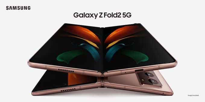 Samsung Galaxy Z Fold 2 5G priced at Rs 1,49,999 in India, Snapdragon 865+